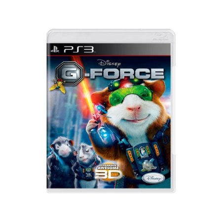 G-Force - Usado - PS3
