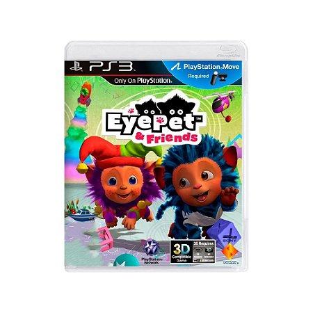 Eye Pet & Friends - Usado - PS3