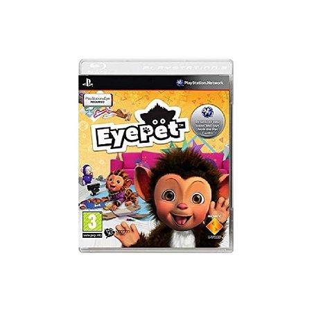 EyePet - Usado - PS3