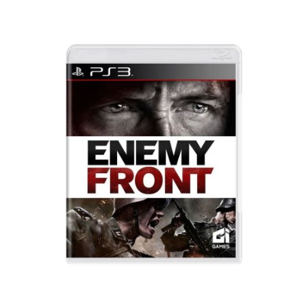 Enemy Front - Usado - PS3