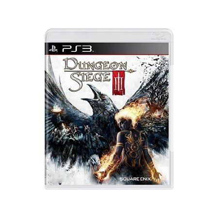 Dungeon Siege III - Usado - PS3