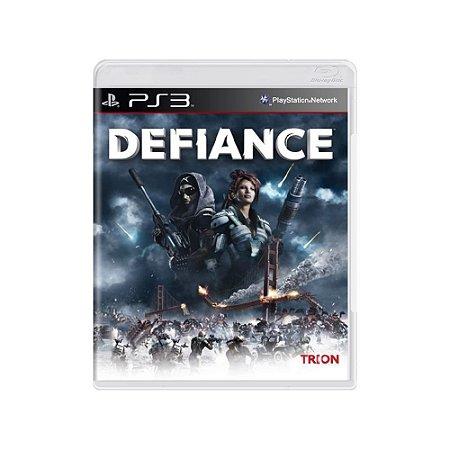 Defiance - Usado - PS3