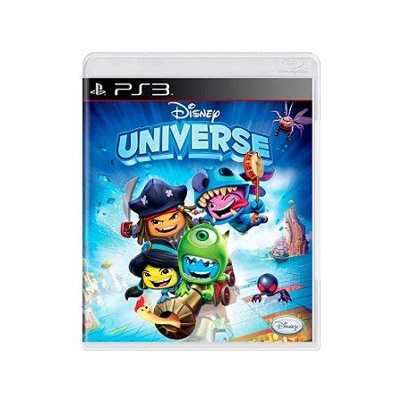 Disney Universe - Usado - PS3
