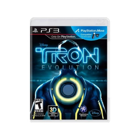 Tron Evolution - Usado - PS3
