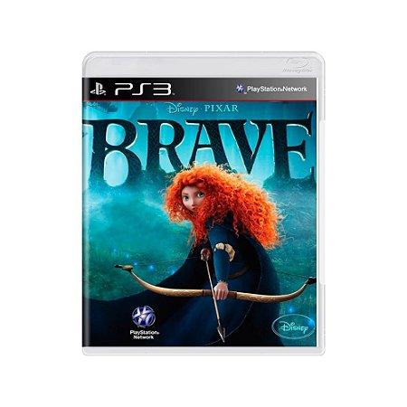 Disney Pixar Brave - Usado - PS3