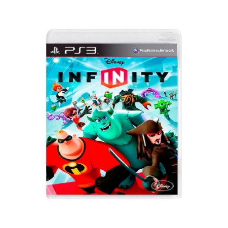 Disney Infinity - Usado - PS3