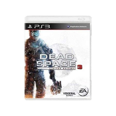 Dead Space 3 - Usado - PS3