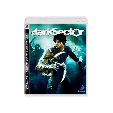 Jogo Dark Sector - |Usado| - PS3