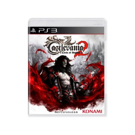 Castlevania: Lords of Shadow 2 - Usado - PS3