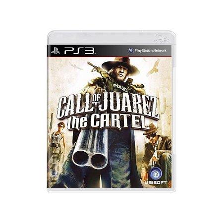 Call of Juarez: The Cartel - Usado - PS3