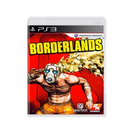 Borderlands - Usado - PS3