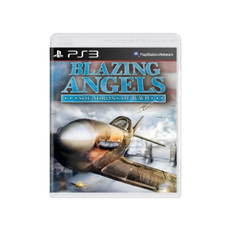 Blazing Angels: Squadrons of WWII - Usado - PS3