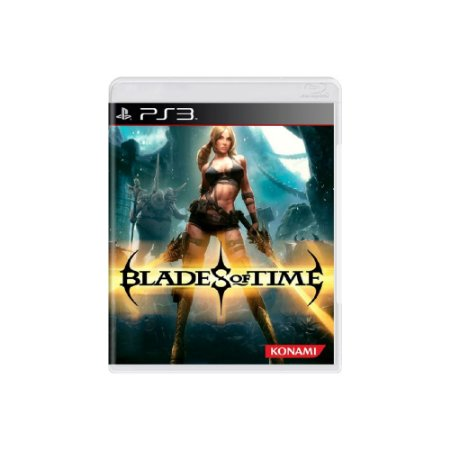 Blades of Time - Usado - PS3