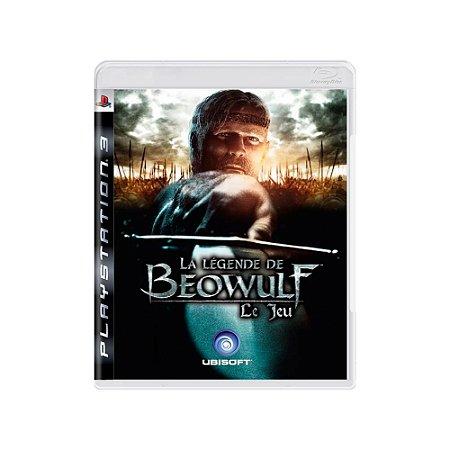 Beowulf - Usado - PS3