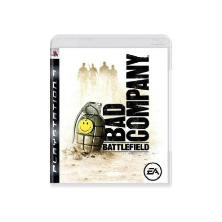 Battlefield: Bad Company - Usado - PS3