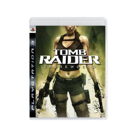 Tomb Raider Underworld - Usado - PS3