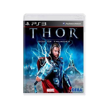 Thor: God of Thunder - Usado - PS3