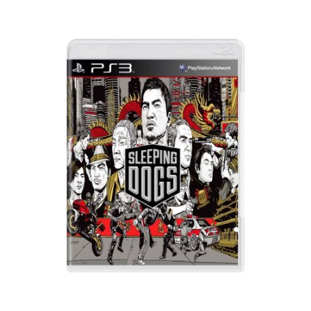 Sleeping Dogs - Usado - PS3