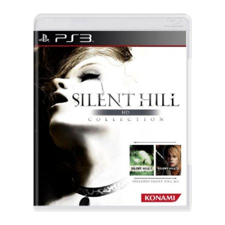 Silent Hill HD Collection - Usado - PS3