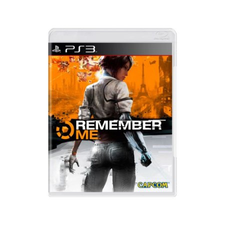 Remember Me - Usado - PS3