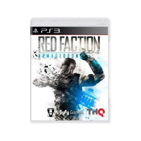 Red Faction Armageddon - Usado - PS3