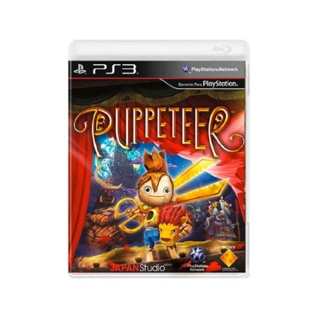 Puppeteer - Usado - PS3