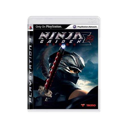Ninja Gaiden Sigma 2 - Usado - PS3