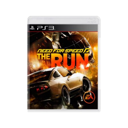 Need for Speed The Run - Usado - PS3