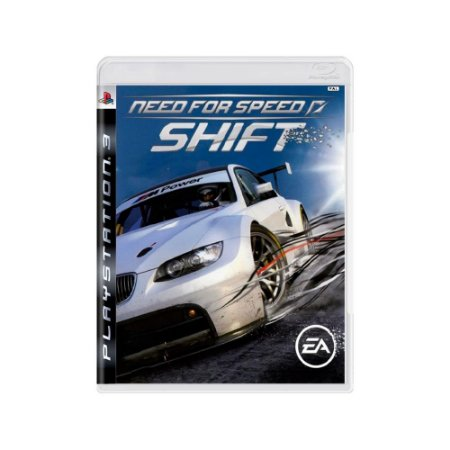 Need For Speed Shift - Usado - PS3