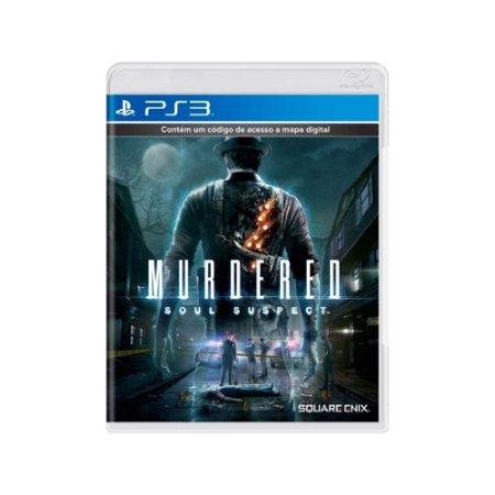 Murdered: Soul Suspect - Usado - PS3