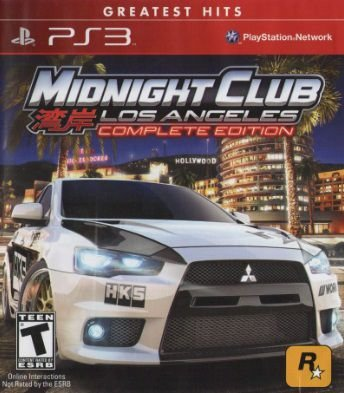 Midnight Club - Los Angeles Complete - |Usado| - PS3