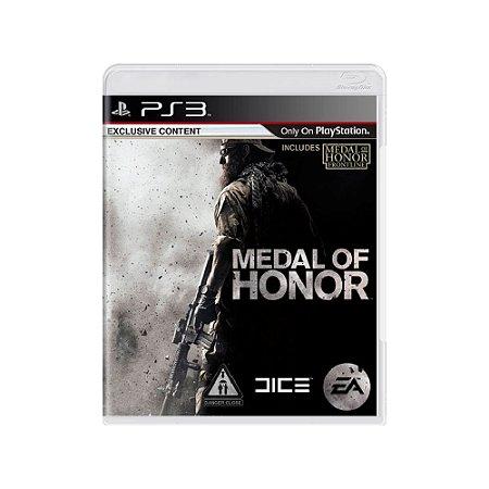 Medal of Honor - Usado - PS3