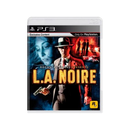 Jogo L.A. Noire - |Usado| - PS3