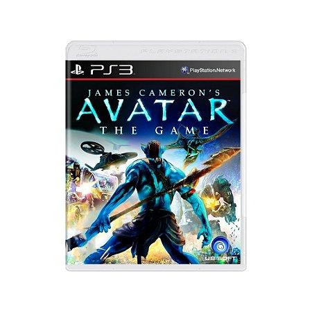 Jogo Avatar The Game - |Usado| - PS3