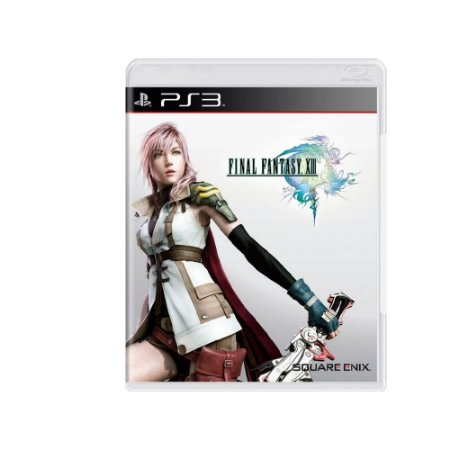 Final Fantasy XIII - Usado - PS3