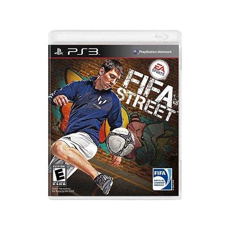 FIFA Street - Usado - PS3