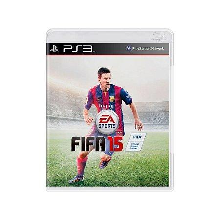 FIFA 15 - Usado - PS3
