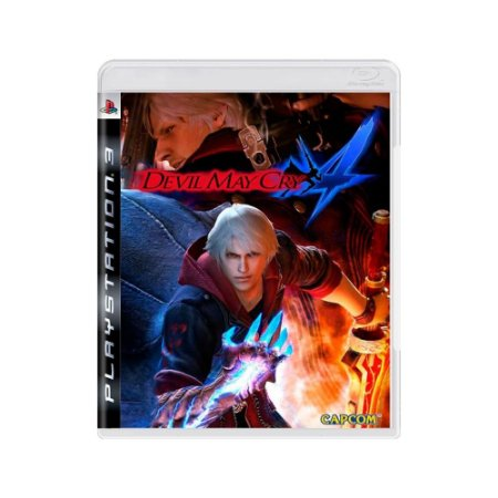 Devil May Cry 4 - Usado - PS3