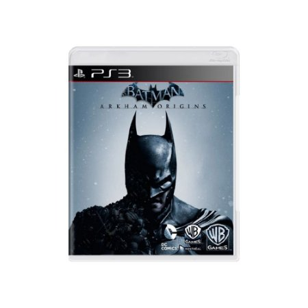 Batman Arkham Origins - Usado - PS3