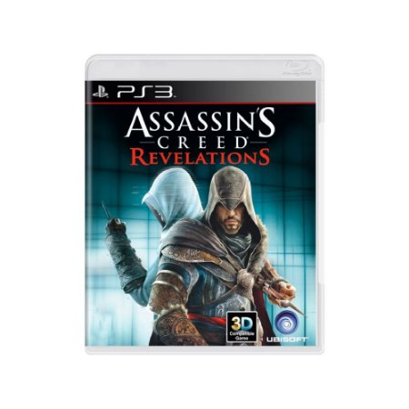 Assassin's Creed Revelations - Usado - PS3