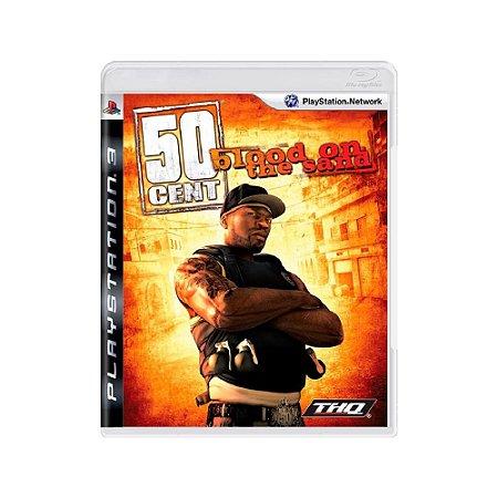 Jogo 50 Cent: Blood on the Sand - |Usado| - PS3