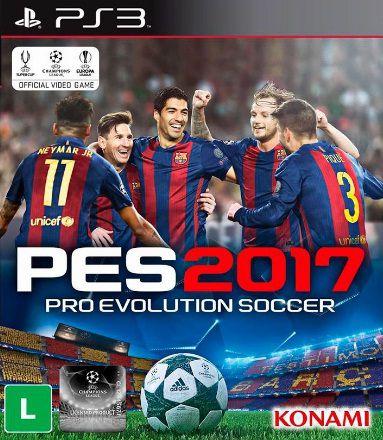 Pro Evolution Soccer - PES 2017 - PS3