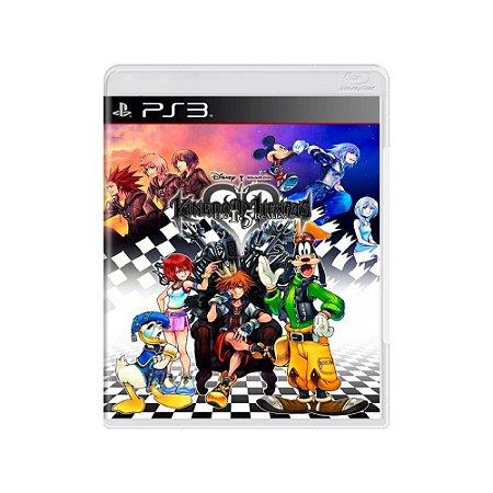Kingdom Hearts HD 1.5 Remix - Usado - PS3