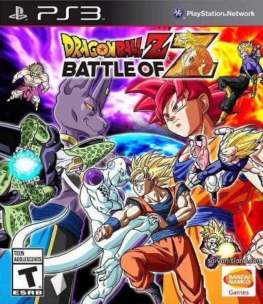 Dragon Ball Z Battle Of Z - PS3