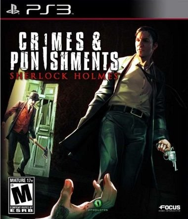 Crimes E Punishments Sherlock Holmes - PS3