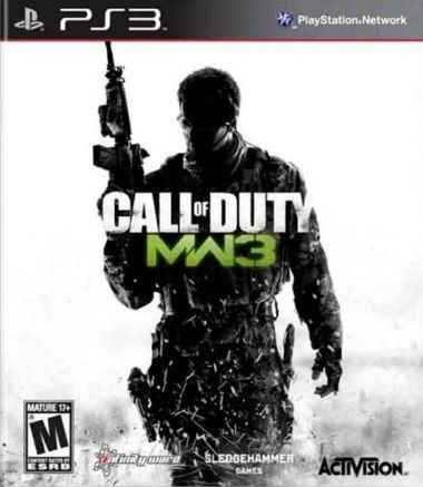 Call Of Duty MW3 - PS3