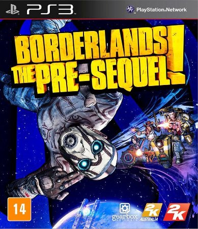 Borderlands The Pre Sequel - PS3