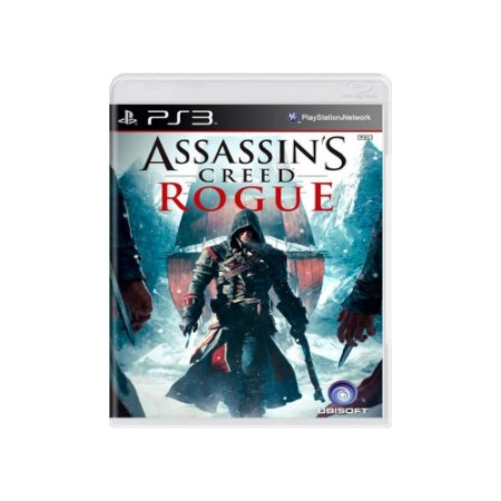 Assassin's Creed: Rogue - Usado - PS3