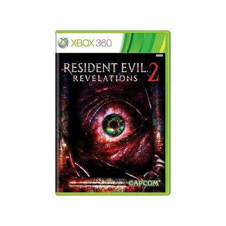 Resident Evil Revelations 2 - Usado - Xbox 360