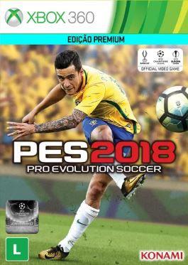 Pro Evolution Soccer 2018 (Pes 2018) - Xbox 360